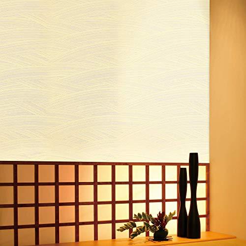 和モダン 和紙 SAN224 糊で簡単に貼れる 和風デザイン和紙 壁紙 にも ふすま にも使える おしゃれな 壁紙