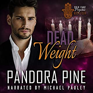 Dead Weight audiobook cover art