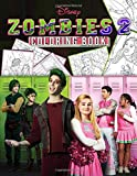 ZOMBIES 2 Coloring Book...