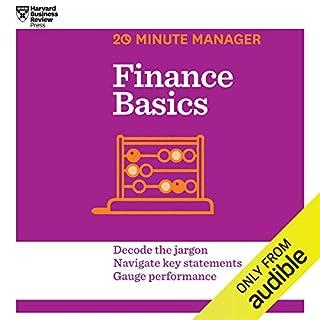 Finance Basics audiobook cover art
