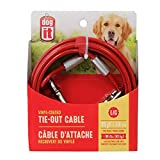 Dogit Cable Exterior, 7.6, 45 Kg