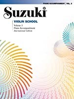 Suzuki Violin School: Piano Accompaniment (Suzuki Method Core Materials)
