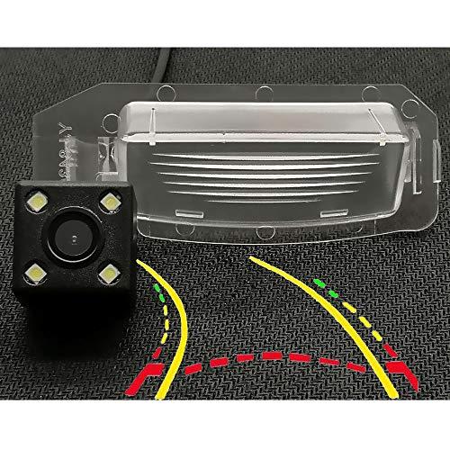 NsbsXs Auto Rückfahrkamera,Intelligente dynamische Flugbahn verfolgt die Rückfahrkamera des Autos,Für Mitsubishi Lancer Sportback Eclipse