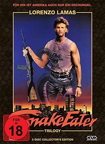 Snake Eater - Lorenzo Lamas - Cult Movies - Uncut