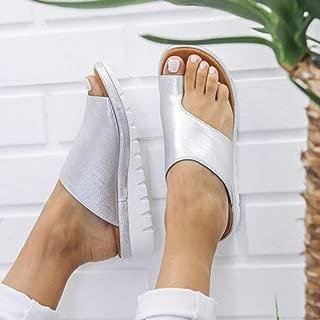 Women Comfy Platform Sandal Shoes Summer Beach Travel Shoes 2019 Sandals Comfortable Ladies Shoes