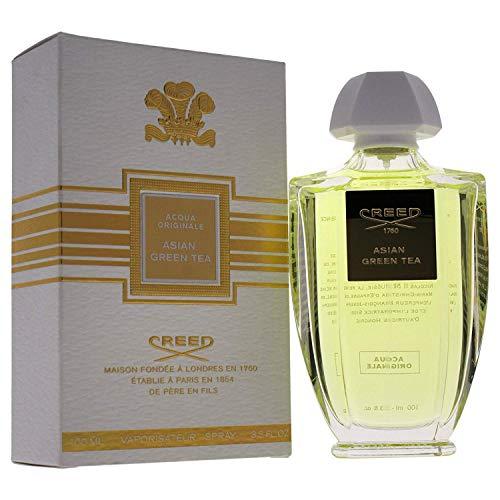 Creed Acqua Originale Asian Green Tea Eau De Parfum Spray For Women, 3.3 Fl Ounce