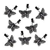 8er Set Tischdeckenbeschwerer Schmetterling - 4