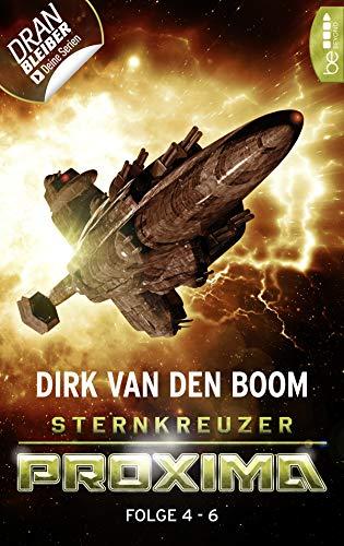 Sternkreuzer Proxima - Sammelband 2: Folge 4-6