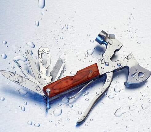 Easyinsmile Multifunctional Emergency Multi Tool Screwdriver
