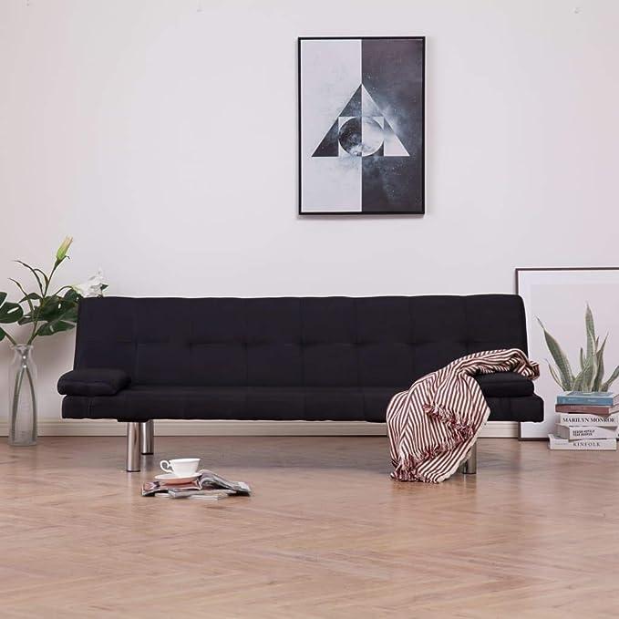 Schlafsofa unter 200 Euro schwarz
