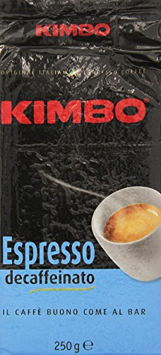 Kimbo Espresso Decaffeinato Busta Gr.250