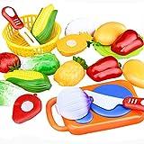 juguetes para niños Switchali Cortar Frutas Verduras Juego - juguetes...