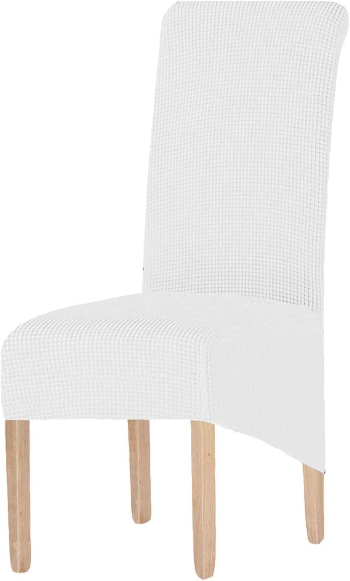 KELUINA Chair Cheap mail order shopping Covers for Dining Room Stretch SALENEW very popular! Washable Removable