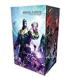 Coffret Marvel Events - Les sagas cosmiques