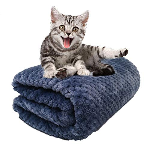 Laifug Premium Fluffy Fleece Warm Dog Blanket Now $4.94