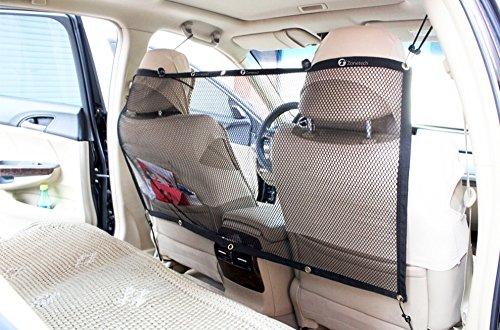 Zone Tech Pet Car Net Barrier – Universal Mesh Vehicle Pet Review