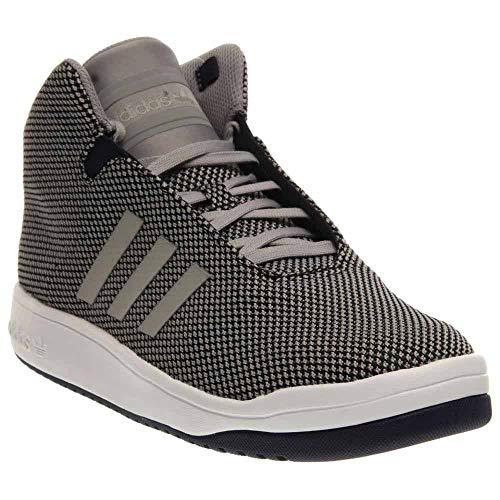 Adidas Originals Veritas Mediana Luz Onix/Blanco Zapatilla de Deporte de 12 M
