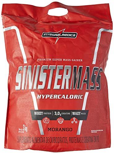 Sinister Mass Morango, Integralmedica, 3000g