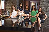 Liah FineArts Desperate Housewives 90cm x 60cm Silk Poster