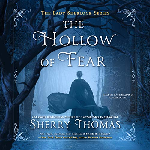 The Hollow of Fear audiobook cover art