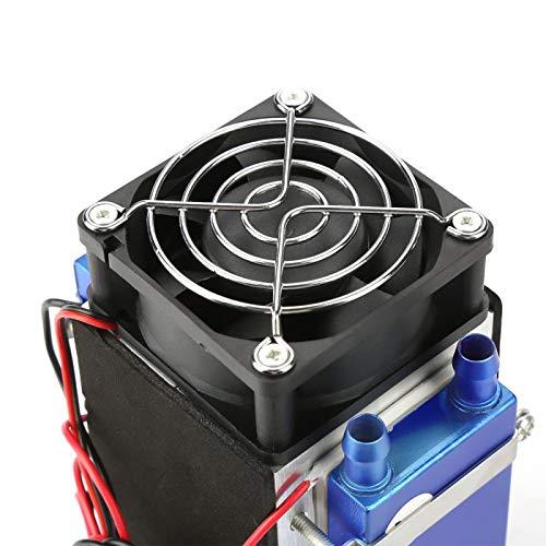 Sistema de enfriamiento de semiconductores, enfriador de PC, enfriador de semiconductores, enfriador de refrigerador de bricolaje para el hogar(4-core, Pisa Leaning Tower Type)