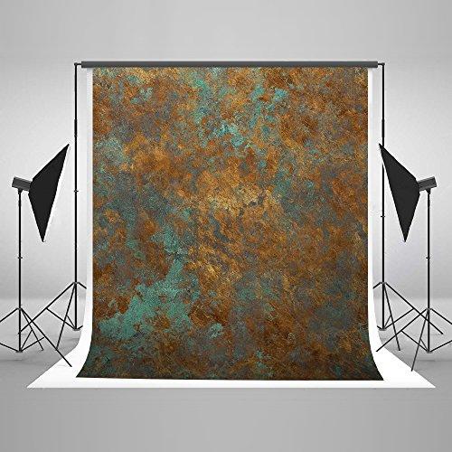 KateHome PHOTOSTUDIOS 1,5 x 2,2 m Microfiber Fotografía Abstracta Fondo Retro Grano Modelo Vintage Modelo Retrato Foto Estudios Apoyos Fotos Fondos