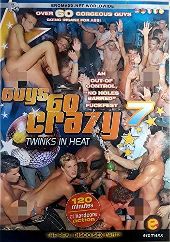 Sex DVD GAY GUYS GO CRAZY 7 twniks in heat EROMAXX 565