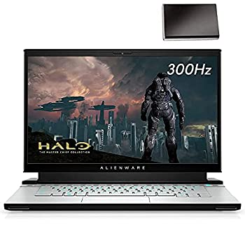 Alienware m15 R3 RTX 2080 8GB 15.6  300hz FHD Gaming Laptop Computer Intel 8-Cores i7-10875H up to 5.1GHz 32GB DDR4 RAM 1TB PCIe SSD WiFi 6 Cryo-Tech Cooling Windows 10 BROAGE 320GB External HD