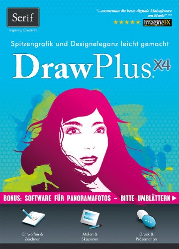 Serif DrawPlus X4 (Upgradepaket inkl. Vorversion)