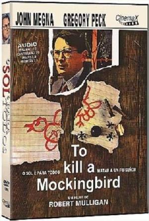 O sol é para todos - To kill a mockingbird - John Megna - Gregory Peck