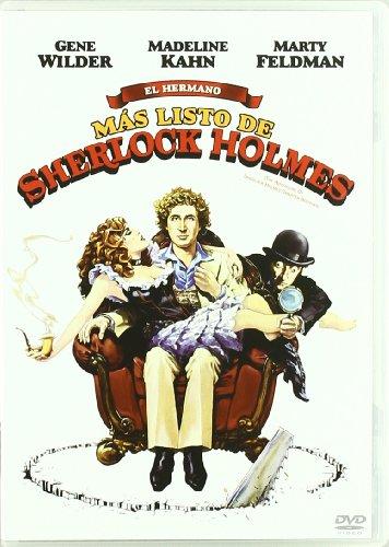 El Hermano Más Listo De Sherlock Holmes [DVD]