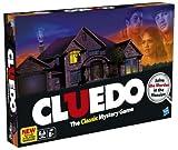 Cluedo - Juego de Misterio (Hasbro 38712) (versión en inglés)