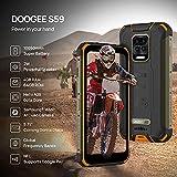 Zoom IMG-1 telefono robusto doogee s59 android