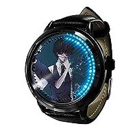 東京喰種トーキョーグールアニメ防水時計男性LEDタッチスクリーン時計ファッション腕時計子供のためのカジュアルなアニメフィギュアギフト-A3