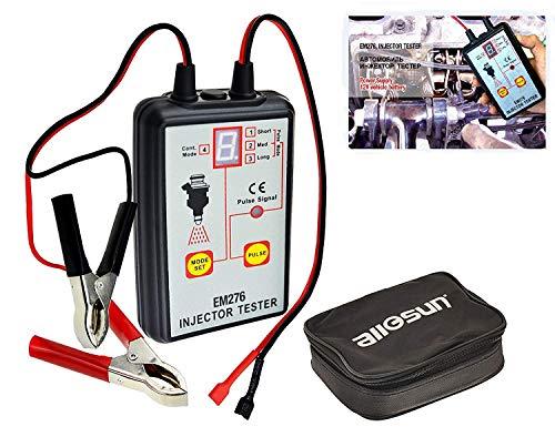 All-Sun profesional EM276 inyectores probador 4 modos pluse herramienta de escaneo potente sistema de combustible