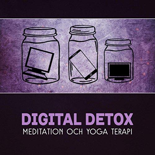 Digital detox - Meditation och yoga terapi, Få gratis från internet, telefon och TV, Lugna ditt sinne, Harmoni, balans och fred