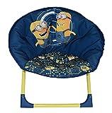 Fun House 712877die Minions Sitz Mond faltbar für Kinder Polyester