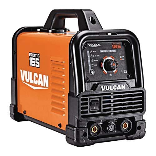 VULCAN PROTIG 165 Welder Lightweight with 120/240 Volt Input