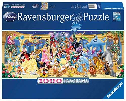 Ravensburger Disney Panoramic Jigsaw Puzzle (1000 Piece)