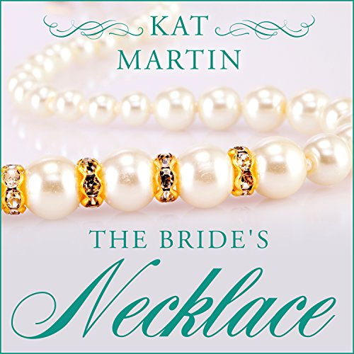 The Bride's Necklace audiobook cover art