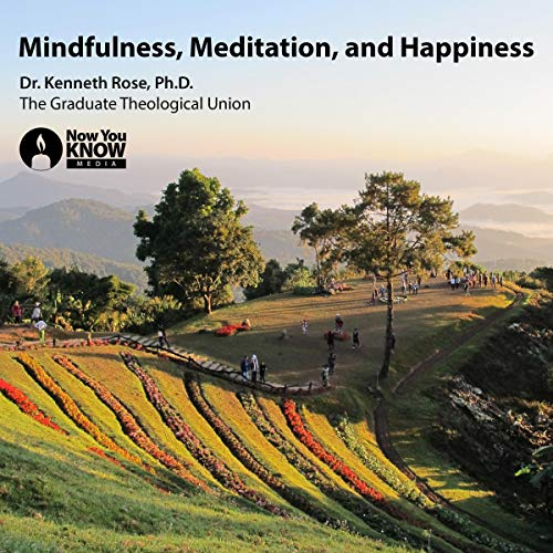 Mindfulness, Meditation, and Happiness cover art