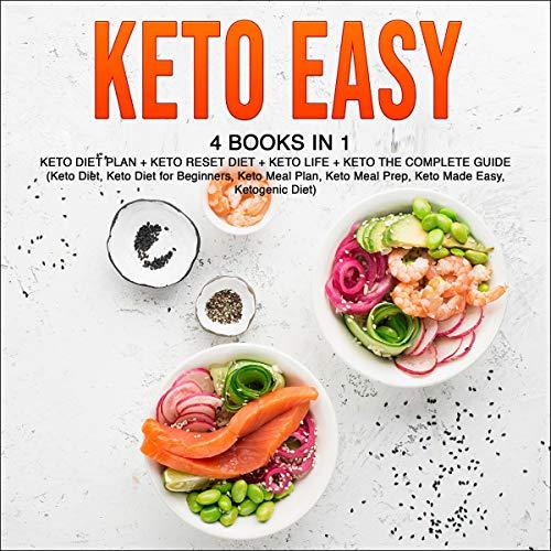 Keto Easy: 4 Books in 1 cover art