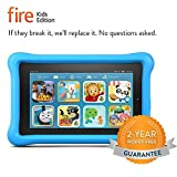 Fire Kids Edition Tablet, 7' Display, 16...