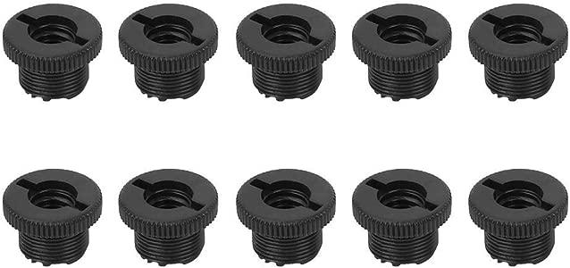 Bnineteenteam PCS Microphone Thread Adapter 5 8-Inch Male 3 8-Inch Fem...