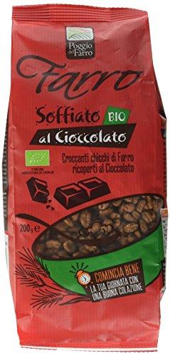 Poggio del Farro Soffiato Bio al Cioccolato, 200g