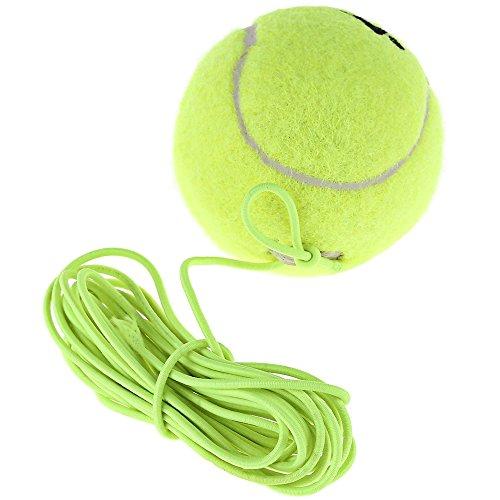 Drill entrenador de tenis pelota de tenis de resistencia con bola de...