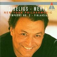 Sibelius: Symphony No.2 / Finlandia / Mehta