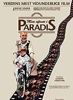 Nuovo Cinema Paradiso 6映画のポスターキャンバス絵アートプリントプレミアム品質(A3ポスター(297 / 420mm)