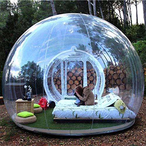 Xljh PVC opblaasbare outdoor opblaasbare bubbels creatieve transparante tent huis tentoonstelling