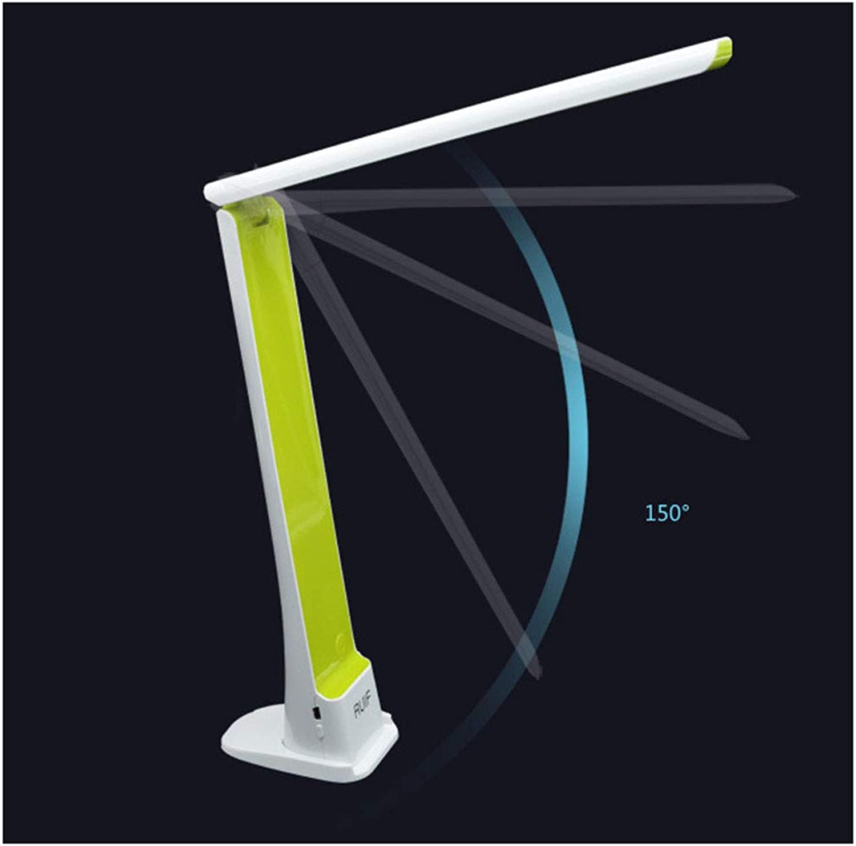 SUA SUA SUA ONG Tischlampe, LED Augenschutz Tischlampe Lade Folding Student Leselicht Touch Dimmen Mit Nachtlicht, Tischlampe -08 (Farbe   Blau) B07PLGTVJ1 | Qualitätskönigin  96d48e